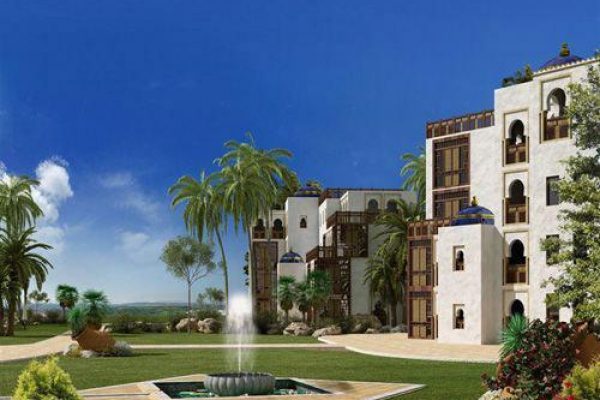 Schöne Haus in Tanger 3 Etagen zentral